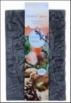 CERAMIC NATURE SLIMELINE ROCK 50X55CM OXFORD GREY
