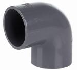 PVC KNIE 90GR 32MM