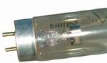 PHILIPS TL 8 WATT UV LAMP