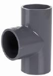 PVC T STUK 32MM LIJM