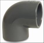 PVC KNIE 90GR 40MM