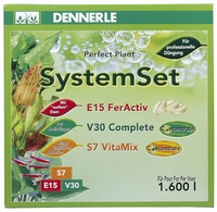 DENNERLE SYSTEEMSET PLANT VOOR 1600L