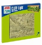 JUWEL ACHTERWAND MOTIV CLIFF LIGHT 60X55CM