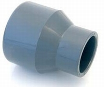 PVC VERLOOPSOK 75/90X50MM