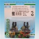 JBL UNIVERS. ZUIGNAP MET KLEM 16mm (2 stuks)
