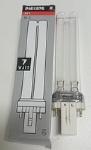 PHILIPS PL 7 WATT UV LAMP 13CM