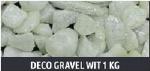 SF DECO GRAVEL WHITE 1KG