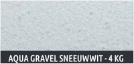 SF AQUA GRAVEL SNOW WHITE 4KG