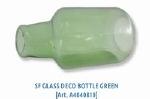 SF GLASS DECO BOTTLE