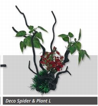 SF DECO SPIDERWOOD & PLANT L