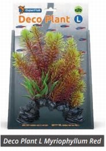 SF DECO PLANT MYRIOPHYLLUM RED L
