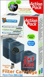 SF FILTER CARTRIDGE AQUA-FLOW 200&300 (ACTION PACK 2+1)
