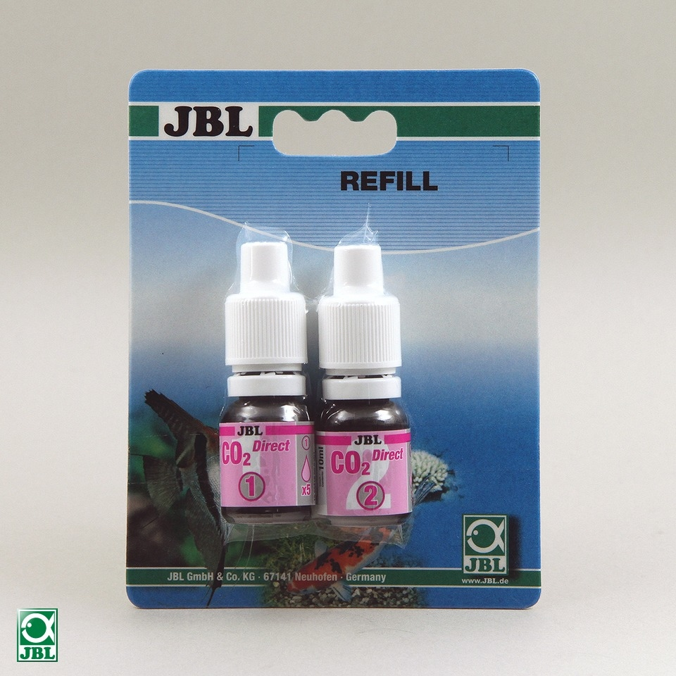 JBL CO2 DIRECT TEST