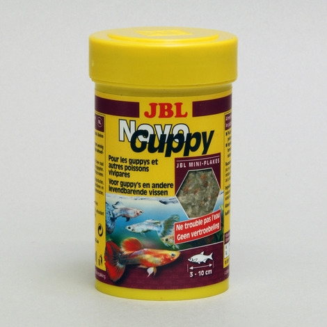 JBL NOVO GUPPY 100ML VOER