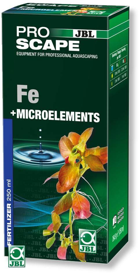 JBL PRO SCAPE FE+ MICROELEMENTS 250ML