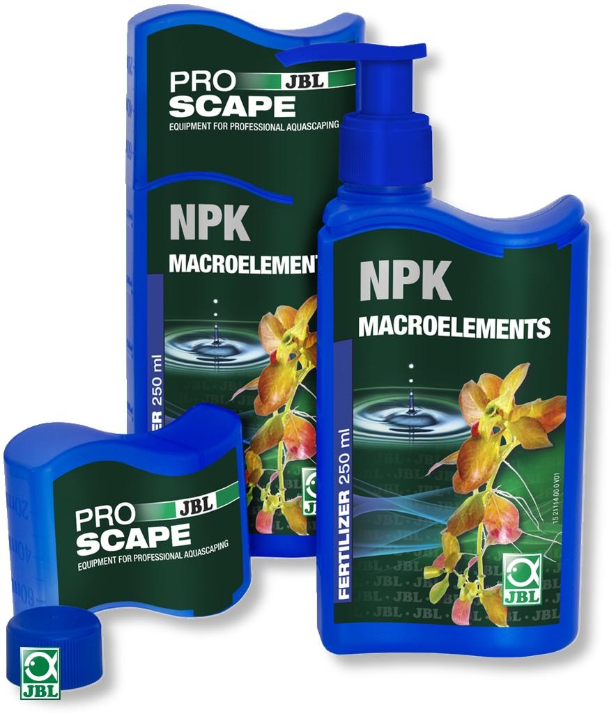 JBL PRO SCAPE NPK MACROELEMENTS 250ML