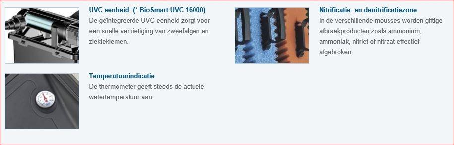 OASE BIOSMART 16.000 +UVC START