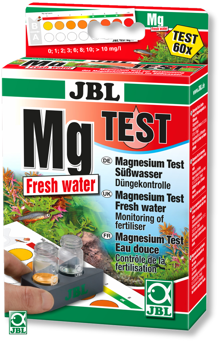 JBL MG MAGNESIUM TEST SET