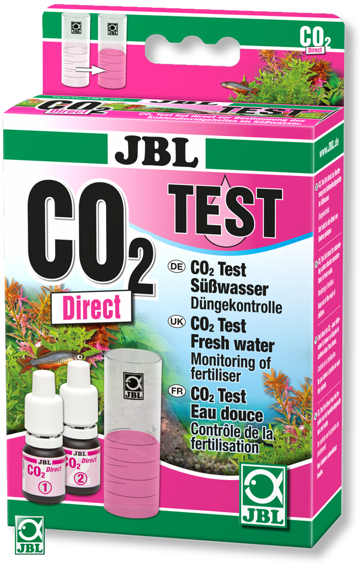 JBL CO2 DIRECT TEST