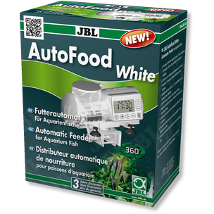 JBL AUTOFOOD VOEDERAUTOMAAT WHITE