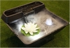 VELDA FOUNTAIN POND + WATERFALL SET