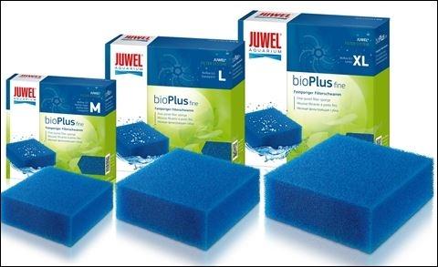 Aquarium filtermaterialen