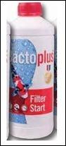 filterstart/ bacterieculturen